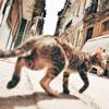 gugiens: (Кот с жопой)