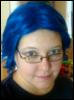 auntymana: (Blue!)