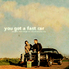 astreiks: (you got a fast car)