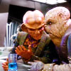 eleanorjane: Quark and Morn talking in Quark's bar. (quark)