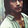 amihan: close-up of luke pasqualino as d'artagnan in the tv series 'the musketeers' looking slightly to his right ([the musketeers] d'artagnan)