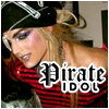 xof1013: (Adam Lambert - Blond Pirate Idol)