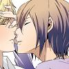 heiwajima_kasuka: (touchy kiss)