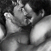 atlantis_angel: (John and Rodney b&w Intimate)