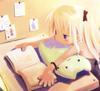 iridaceaena: (girl reading)