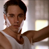 secondsilk: Scott from Strictly Ballroom, caught at the end of the turn, arms raised. (Default)
