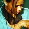 mergatrude: Aisha looking down, hair falling over her face (Losers - Aisha)