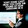 robot_iconography: (awesome tony stark)