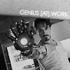 robot_iconography: (genius at work)
