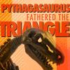 phineasfrogg: 'Pythagasaurus fathered the triangle' (pythagasaurus)