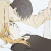 apollymi: Doujinshi art, Roy & Ed, no text (FMA**Roy/Ed: These quiet moments)