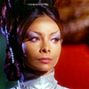 wiltedviolets: Image of T'Pring, from Star Trek: the Original Series. (star trek - t'pring)