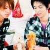 tsuu: (Koyashige Teddy Love)