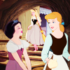adisneyromance: (Ladies - Cindy & Snow & Aurora)