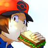 vivillion: (hilbert caught eating sandwich)