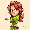 auxiliatrix: windranger by diredude (windranger)