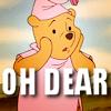 "yeuxdebleu: Winnie the Pooh text=""Oh dear!"" (Oh dear! Winnie Pooh)"