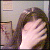 genarti: Me covering my face with one hand. ([me] face. palm.)