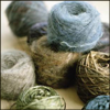 genarti: Heap of balls of yarn. ([misc] the art of tangled fibers)