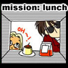 tehkittykat: integral and alucard using the microwave (hellsing; mission lunch)