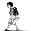 kyotoprincess: ([itty] walking)