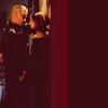 quinara: Spike crowding Buffy against a wall in OAFA. (Spuffy wall)