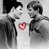 magikalrhiannon: (Merlin Colin and Bradley red heart)