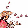sakkat: (i shall shower you with love!)