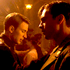 recessional: steve rogers and bucky barnes in the pub in CA1 (film; body and soul)