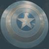 cathexys: Captain America's shield (shield)
