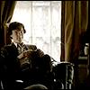 tenebrousverity: Sherlock at 221b (BBC) (home)
