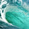 fyrdrakken: (Beach - aqua wave)