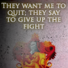 zloty_las: (to give give up the fight)