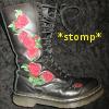 lil_fuzzy_ki10: (stomp)