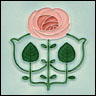 sofiaviolet: art nouveau rose (rose nouveau)