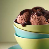 sofiaviolet: chocolate ice cream with chocolate syrup (chocolate ice cream)