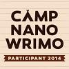 alexconall: Camp NaNoWriMo 2014 participant (Camp NaNoWriMo 2014)