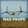 whymzycal: a plane with really big props (mad props)