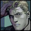 sineala: (Avengers: Steve: Hand in hair)