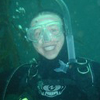 gmonkey42: a photo of me scuba diving (scuba)