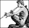 charisstoma: (Faun with pan pipe)