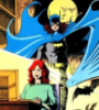 jlf_oracle: Batgirl and Orace (babs' past)