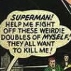 baxter2814: Jimmy Olsen in his Natural Habitat of the Silver Age (jimmy doubles)