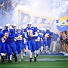 next_to_normal: Dillon Panthers running onto the field (FNL - Dillon)