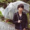 shonohime: (雨は。。。)