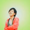 mingbook: (★ 嵐 → 二宮和也 「you make me happy」)