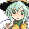 koishi_komeiji: Art by: Po R (monopoly) (08 Nervous)