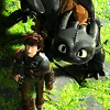 drekisal: (With Toothless.)