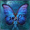 melpomaen: (Butterfly Blue Aglarien1)