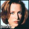 beck_liz: X-Files: Dana Scully - Heroine (Scully by Yahtzee63)